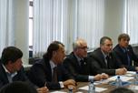 Китайская делегация сделала презентацию «Урумчийской зоны свободной торговли», которая является крупным торгово-логистическим проектом, рассказала о планах своего инвестиционного развития в Российской Федерации