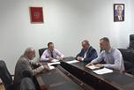 В столице Республики Северная Осетия-Алания состоялась рабочая встреча
