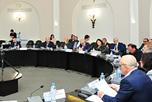 Совместное заседание Комитета ТПП РФ по развитию агропромышленного комплекса и Совета ассоциации отраслевых союзов АПК с участием вице-президента ТПП РФ Елены Дыбовой