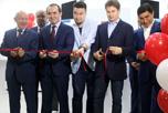 На территории оптово-продовольственного агрокластера «Фуд Сити» состоялось открытие торгово-выставочного павильона «Москва», в котором приняли участие члены НАОРЦ