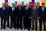 В Совете Федерации РФ состоялась встреча Первого заместителя председателя Комитете по аграрно-продовольственной политике и природопользованию С.Ф.Лисовского с руководителями компаний 'Узбекозиковкатхолдинг'