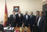 НАОРЦ с рабочей поездкой в Республике Кыргызстан