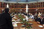 Представители НАОРЦ были приглашены в Торгово-промышленную палату РФ на встречу с представителями государственных структур и бизнеса Исламской республики Иран