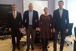 В Министерстве Российской Федерации по делам Северного Кавказа в Москве состоялась рабочая встреча
