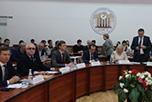 круглый стол на тему: 'Концепция развития оптово-распределительных центров на Северном Кавказе и в странах-участниках ЕАЭС'