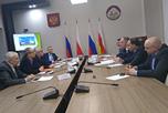 Состоялась рабочая поездка в Республику Северная Осетия - Алания делегации предпринимателей