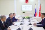 Соглашение о строительстве оптово-распределительного торгового центра сельхозпродукции в Шушарах с объемом инвестиций первой очереди в 2,2 млрд рублей