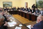 В здании администрации Дербентского района Республики Дагестан состоялась рабочая встреча исполнительного директора НАОРЦ Владимира Лищука и членов ассоциации