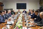 Сергей Лисовский провел встречу с делегацией Немецкого сельскохозяйственного общества
