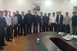 Состоялся рабочий визит руководителей оптово-распределительного центра 'Четыре сезона' (Московская область) в Республику Узбекистан.