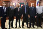 Делегация предпринимателей из турецкой провинции Испарта посетила Дагестан