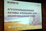 «Агропромышленные активы: клондайк или неоправданный риск»