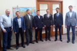 Рабочая встреча с представителями компаний из Республики Таджикистан